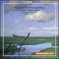 Heinrich von Herzogenberg: Complete Violin Sonatas - Christian Altenburger (violin); Christian Altenburger (viola); Oliver Triendl (piano)