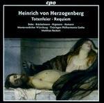 Heinrich von Herzogenberg: Totenfeier; Requiem