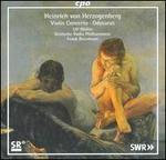 Heinrich von Herzogenberg: Violin Concerto; Odysseus