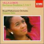 Heitor Villa-Lobos: Bachianas Brasileias Nos. 1, 5 & 7