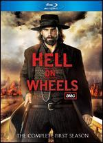 Hell on Wheels: The Complete First Season [3 Discs] [Blu-ray]