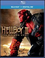 Hellboy II: The Golden Army [Includes Digital Copy] [UltraViolet] [Blu-ray] - Guillermo del Toro