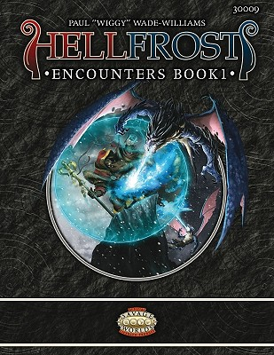 Hellfrost Encounters, Book 1 - Wade-Williams, Paul