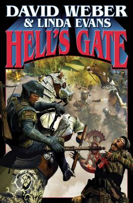 Hell's Gate - Weber, David, and Evans, Linda