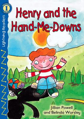 Henry and the Hand-Me-Downs - Powell, Jillian