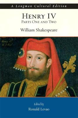 Henry IV, Parts One and Two - Shakespeare, William, and Levao, Ronald K (Editor)