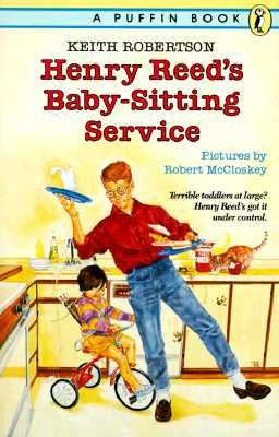 Henry Reed's Baby-Sitting Service - Robertson, Keith