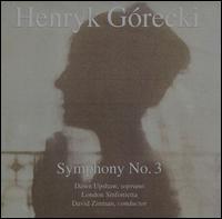 Henryk Górecki: Symphony No. 3 - Dawn Upshaw (soprano); London Sinfonietta; David Zinman (conductor)