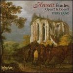 Henselt: Études Opus 2 & Opus 5