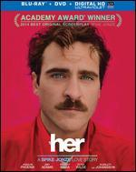 Her [2 Discs] [Includes Digital Copy] [Blu-ray/DVD]
