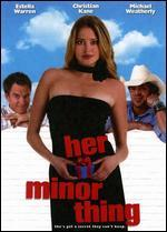 Her Minor Thing - Charles Matthau