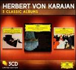 Herbert von Karajan: 3 Classic Albums
