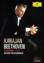 Herbert Von Karajan: Beethoven - Symphonies 1, 2 & 3