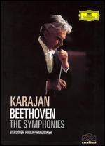 Herbert Von Karajan: Beethoven - The Symphonies - Arne Arnbom; Hugo Niebeling