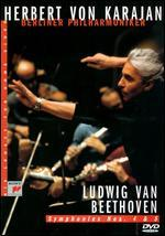 Herbert Von Karajan - His Legacy for Home Video: Beethoven Symphonies Nos. 4 & 5