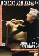 """Herbert Von Karajan: Ludwig Van Beethoven - Symphonies 2 and 3, """"Eroica"""""""