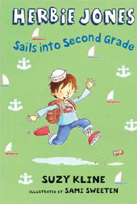 Herbie Jones Sails Into Second Grade - Kline, Suzy
