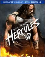 Hercules [Includes Digital Copy] [3D] [Blu-ray/DVD] [Ultraviolet] - Brett Ratner