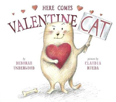 Here Comes Valentine Cat - Underwood, Deborah
