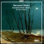 Hermann Goetz: Complete Piano Works