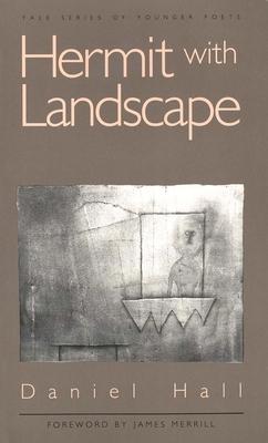 Hermit with Landscape - Hall, Daniel