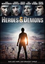 Heroes and Demons - Carlos Cuarón; Christopher Obi; Hattie Dalton; Luke Davies; Ross Clarke; Skot Bright