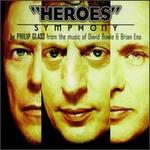 Heroes Symphony by Philip Glass from the music of David Bowie & Brian Eno