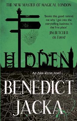 Hidden: An Alex Verus novel - Jacka, Benedict