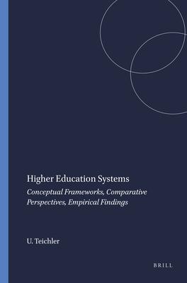 Higher Education Systems - Teichler, U