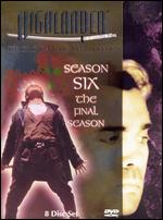 Highlander: Season 6 [8 Discs] -