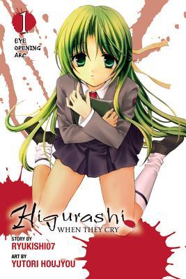 Higurashi When They Cry, Volume 1: Eye Opening Arc - Ryukishi07