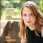 Hilding Rosenberg: Klavierwerke