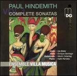 Hindemith: Complete Sonatas, Vol. 1