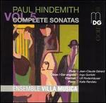 Hindemith: Complete Sonatas, Vol. 5