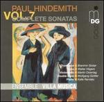 Hindemith: Complete Sonatas, Vol. 7