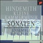 Hindemith: Kleine Kammermusik; Sonaten f�r Bl�ser