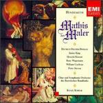 Hindemith: Mathis der Maler - Alexander Malta (vocals); Dietrich Fischer-Dieskau (vocals); Donald Grobe (vocals); Gerd Feldhoff (vocals);...