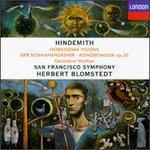Hindemith: Nobilissima Visione; Der Schwanendreher; Konzertmusik Op. 50