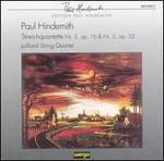 Hindemith: Streichquartette Nos.3 & 5
