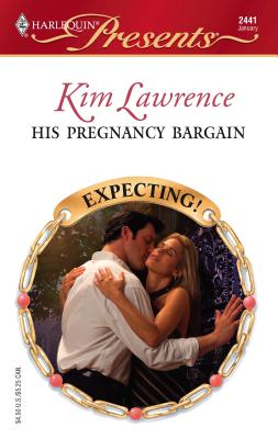 His Pregnancy Bargain - Lawrence, Kim