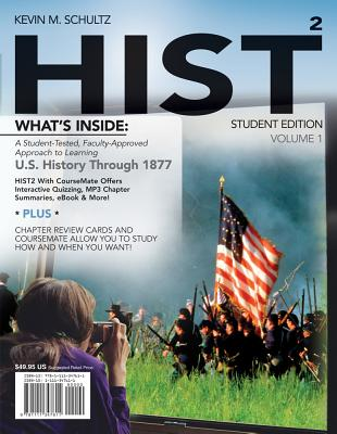 Hist, Volume 1, Student Edition - Schultz, Kevin M