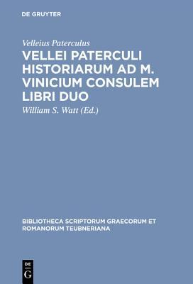 Historiarum Libri Duo CB - Paterculus, Velleius