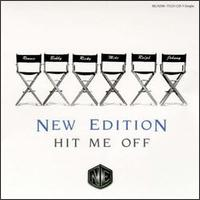 Hit Me Off - New Edition