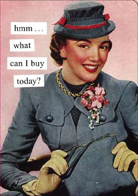 Hmm...What Can I Buy Today? Journal - Taintor, Anne