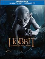 Hobbit: An Unexpected Journey [Blu-ray/DVD] [UltraViolet]