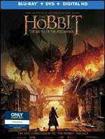 Hobbit: The Battle of the Five Armies [Digital Copy] [Blu-ray/DVD] [UltraViolet] [Steelbook]