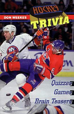 Hockey Trivia - Weekes, Don