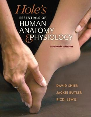 Hole's Essentials of Human Anatomy & Physiology - Shier, David, and Butler, Jackie, and Lewis, Ricki, Dr.