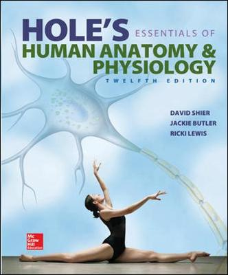 Hole's Essentials of Human Anatomy & Physiology - Shier, David N., and Butler, Jackie L., and Lewis, Ricki