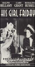 Hollywood Collection: His Girl Friday - Howard Hawks
